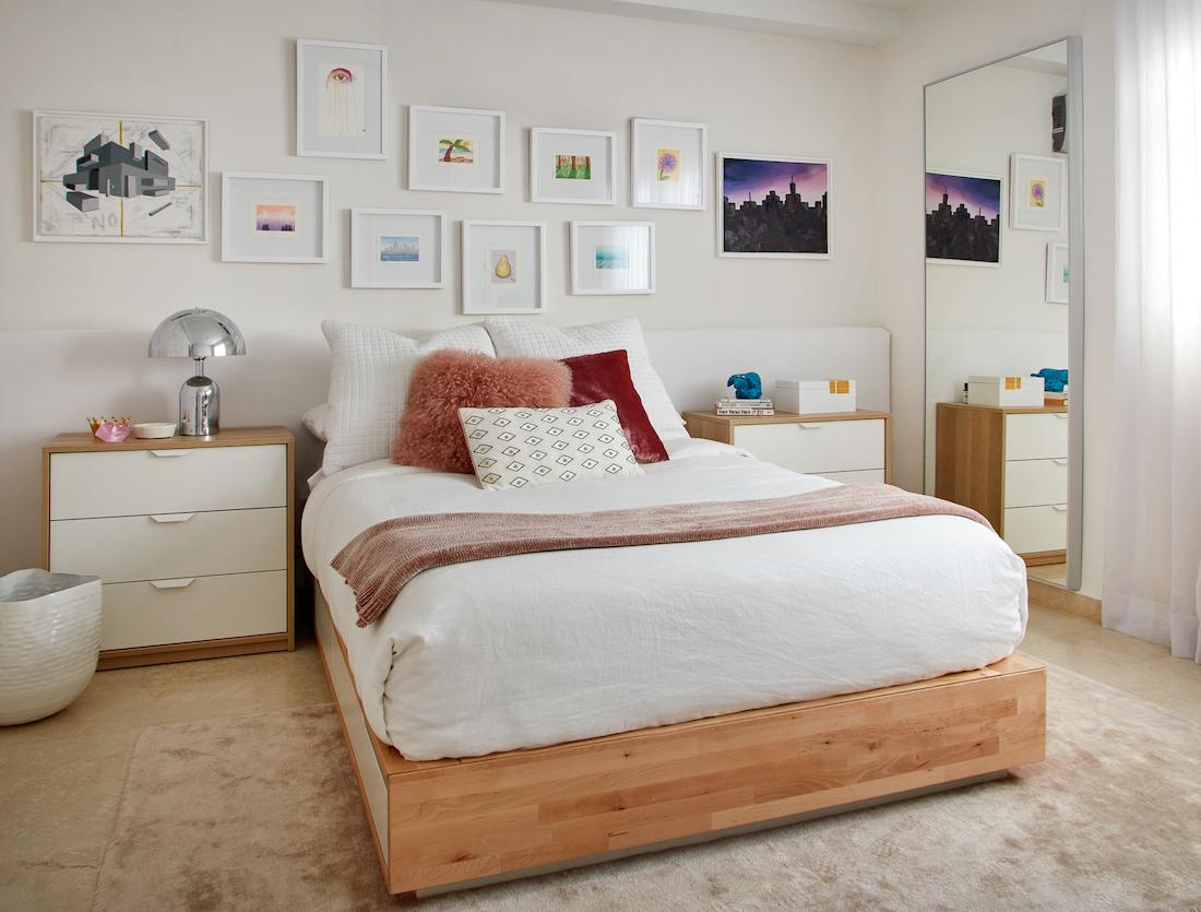 bedroom-interior-design-gallery-wall-puertro-rico