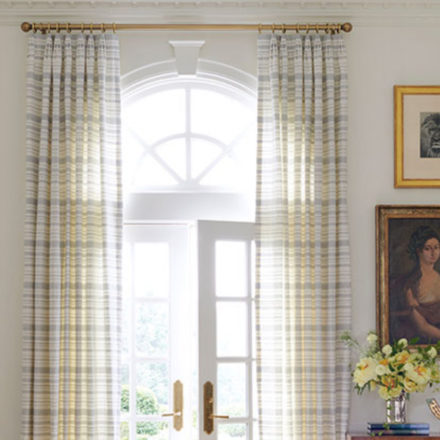 Traditional Window Treatment