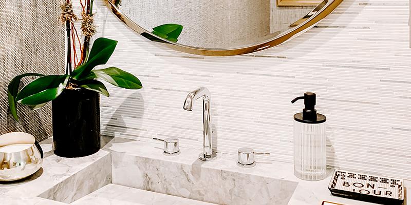 Bathroom Cleaners Juliette Calaf Interiors