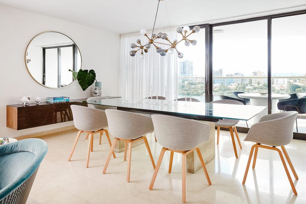 Dining Room Interior Design Puertro Rico